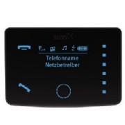Bury Easy Touch Pro Bluetooth-Freisprech-System schwarz